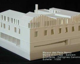 Maison des PECO