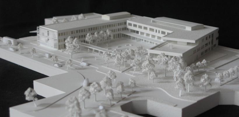 Collège Romain Rolland - Erstein
