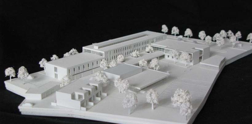Collège Laure Mutscher - Erstein