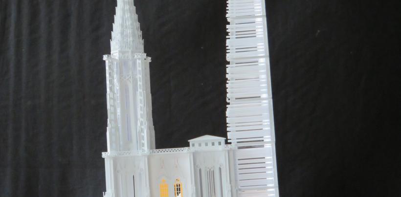 Pour une 2ème tour de la Cathédrale - STRASBOURG