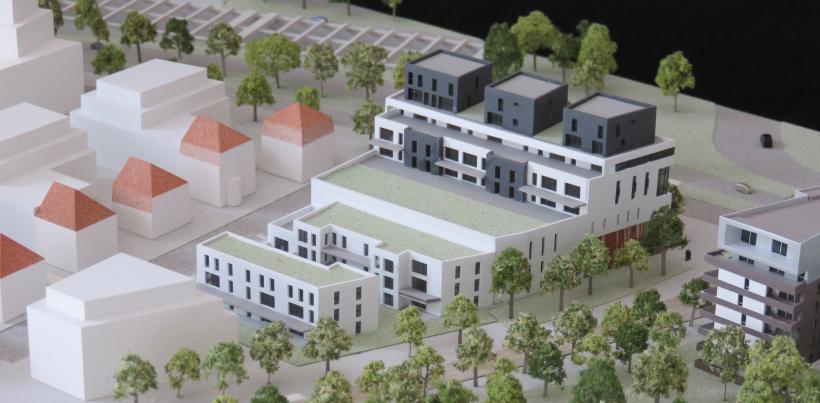 ZAC Etoile suite - STRASBOURG