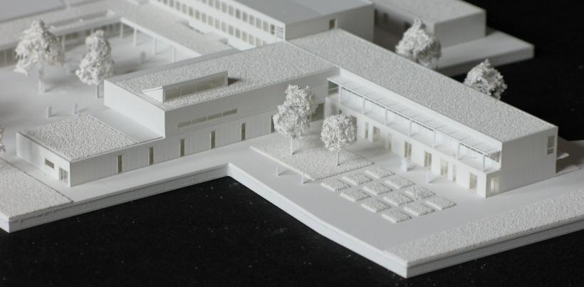 Collège du Grand Ried - Sundhouse