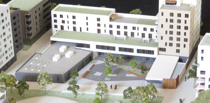 ZAC Danube Ecole - STRASBOURG