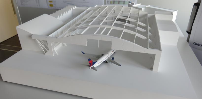 Hangar - Euroairport Bâle