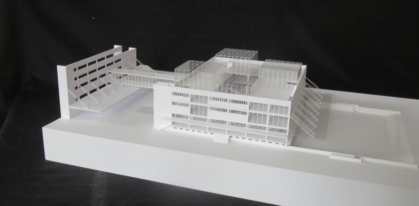Projet réhabilitation Coop - STRASBOURG
