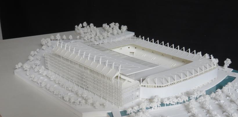 Stade de la Meinau - Strasbourg