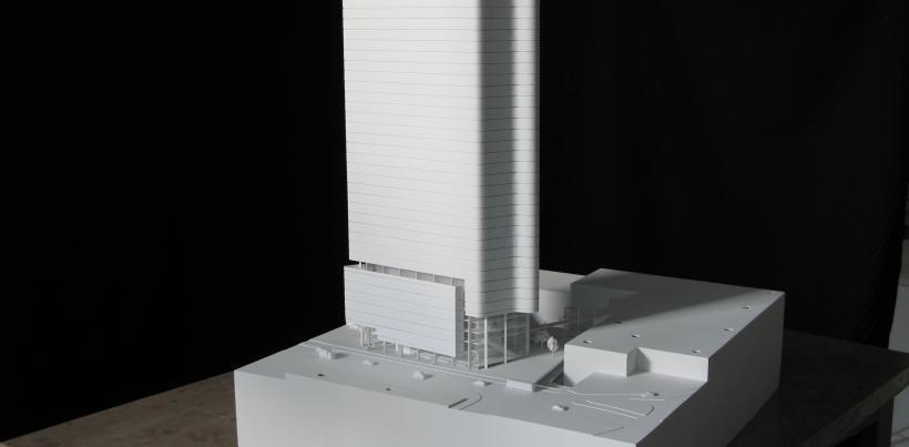 Tour à la Défense - Paris