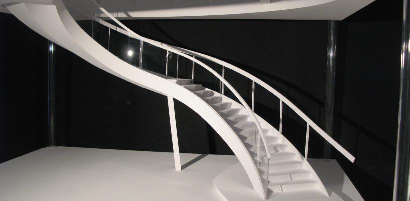 Escalier Haras - Strasbourg